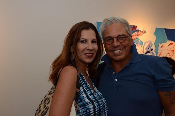 Carla Daniel e Ricardo Bruno
