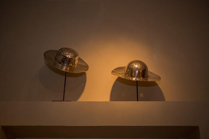 Chapéus de roca para imagens