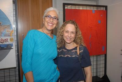 Lica Cecato e Vanessa Bucheim