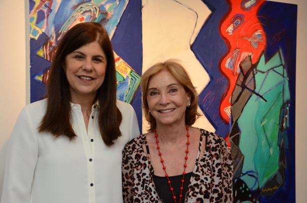 Patricia Costa e Bea Machado