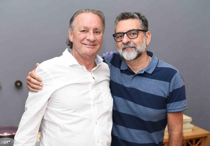 Rui Martinelli e Ivan Rezende