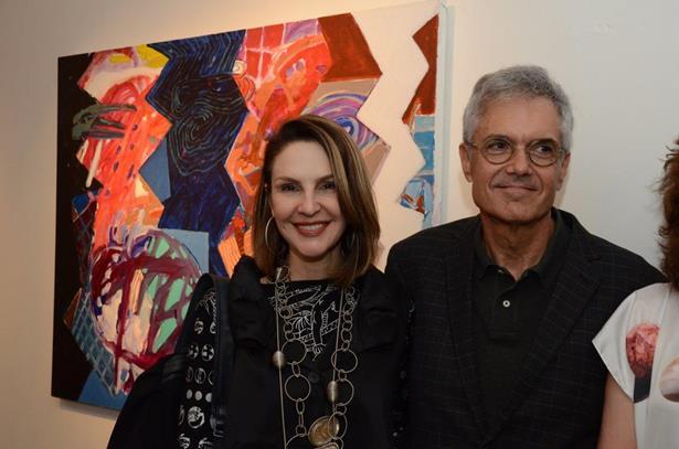 Toya Lehman e Lauro Cavalcanti