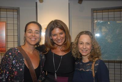 Ursula Tautz, Jacqueline Plass e Vanessa Bucheim