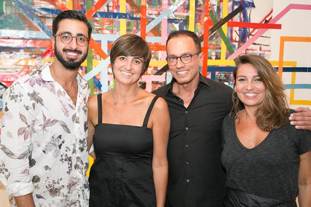 Felipe Crepalde,Marcela Gontijo,Fabio Bicalho e Valeria Gontijo