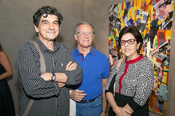 George Iso, Reno e Ana Lucia Rocha