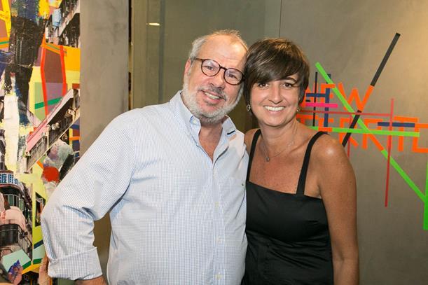 Guilherme Raulino e Marcela Gontijo