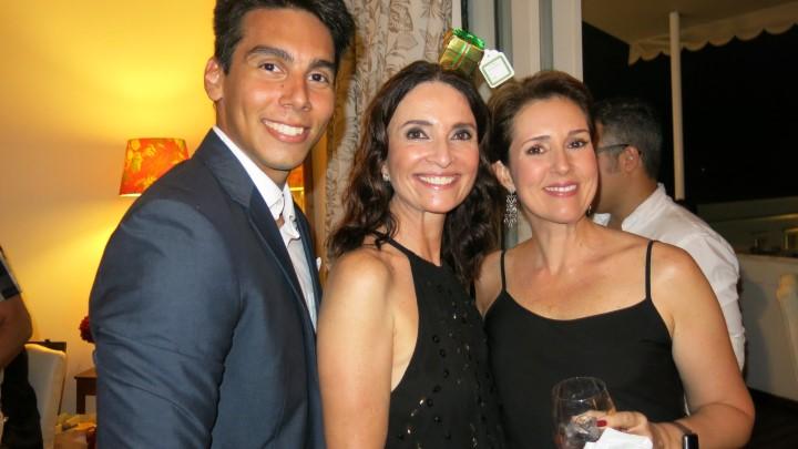 Hhiago, Andrea Natal e Renata Capucci