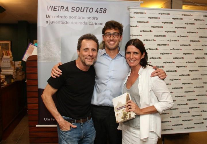 Tony Belloto, Lui TPS e Malu Mader