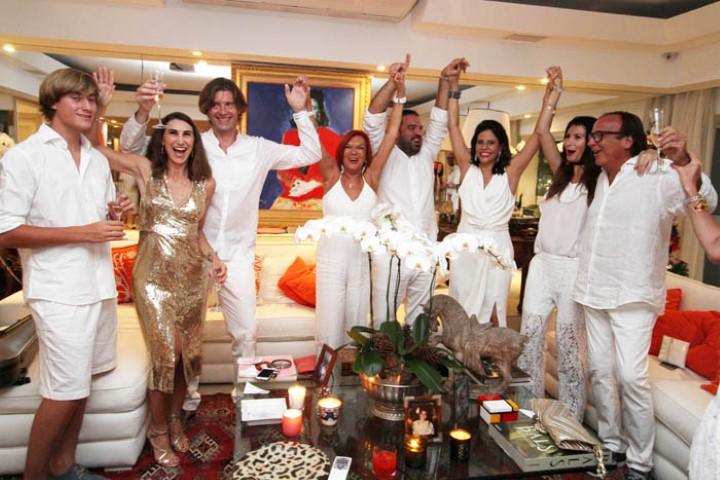 Narcisa e seus convidados