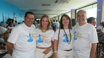 A tradicional feijoada do Yacht Club da Bahia agita Salvador
