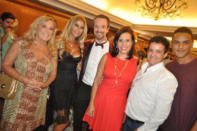 Ginga Tropical o novo show do empresário Alexis de Vaulx estreia no JW Marriot