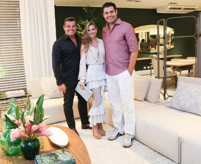 Thiago Lacerda e Paloma Bernardi são os destaques junto com estilistas homenageados na Mostra Artefacto 2017