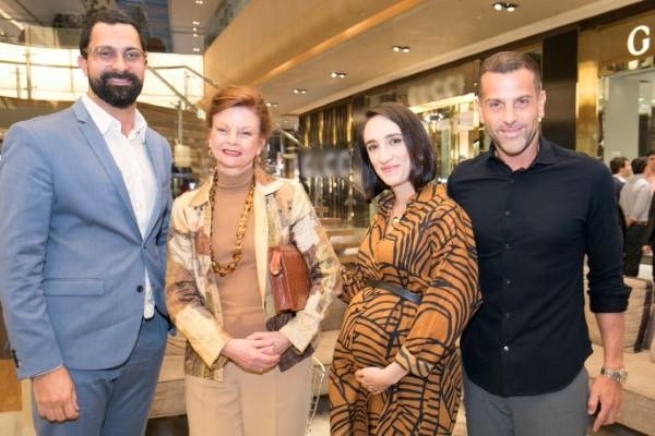 Alexandre Birman abre sua primeira loja no Rio e aposta no Village Mall