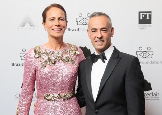 BrazilFoundation  arma seu 15° Gala annual jantar de gala no Mandarin Oriental New york