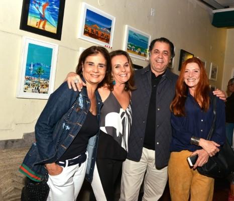 Patricia Secco abre expo de fotos com renda revertida para ONG Terra dos Homens