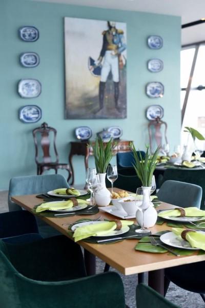 Pederneiras Gastronomia é a dica de almoço no Aqwa Corporate no CasaCor Rio 2017