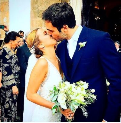 O casamento chique de Flavia Pereira e Rodrigo Soggia no Outeiro da Glória