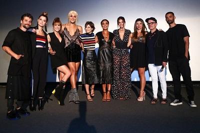 Giovanni Bianco dirige o curta #Oitavo para ANIMALE com Alline Morais, Mariana Ximenes, Bruna Marquezine no elenco