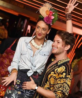 Victor Niskier comemora seu B-Day com festa CUBA! No Club Hippo!