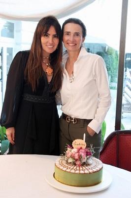 """Fernanda Lynch arma almoço e lança sua coleção de joias """"La Femme"""" no Cipriani"""
