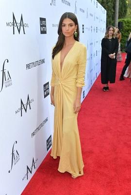 Os melhores looks do red carpet do 4º Fashion LA Awards no Beverly Hills Hotel