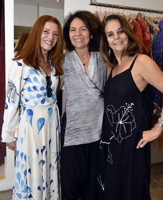 Patricia Secco Teresa Freire e Ricardo Hachyia armam coquetel na multimarcas Dona Coisa