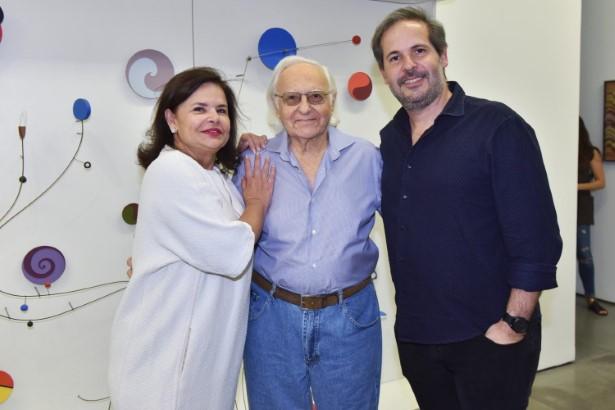 """Abraham Palatnick apresenta a exposição """"Em Movimento"""" na Galeria Nara Roesler em Ipanema"""