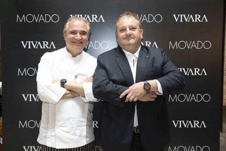 7bd824186d7e Bruno Cabrerizo e Renato Góes no evento promovido pela Movado – Ze ...