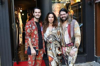 A designer Cristina Rotondaro abre espaço na The Paradise em Ipanema