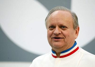 Joël Robuchon o top chef das estrelas Michelin morreu aos 73 anos