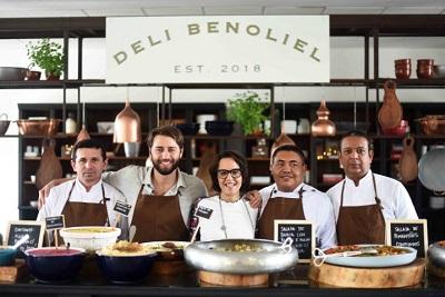 O buffet Ateliê Benoliel completa 25 anos e troca de bastão de mãe para filho