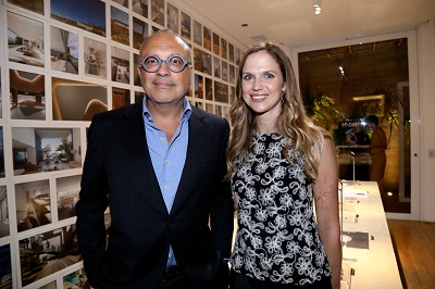 HSTERN lança linha de relógios com o design do arquiteto Arthur Casas em São Paulo