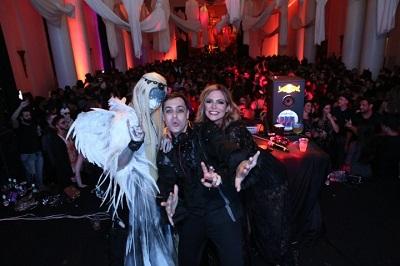 Halloween do Copa leva celebridades aos salões do Belmond Copacabana Palace