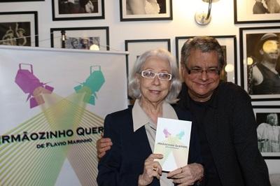 """Flavio Marinho lança o livro """"Irmãozinho Querido"""" na La Fiorentina"""