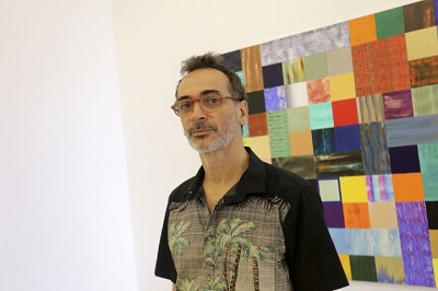 Luiz Zerbini apresenta seus recentes trabalho na Carpintaria