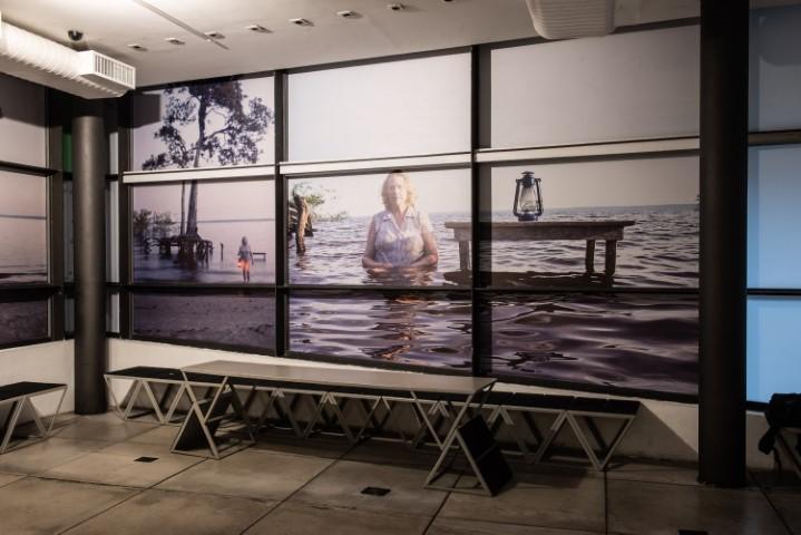 Katie van Scherpenberg abre a exposição OLAMAPÁ no OI FUTURO