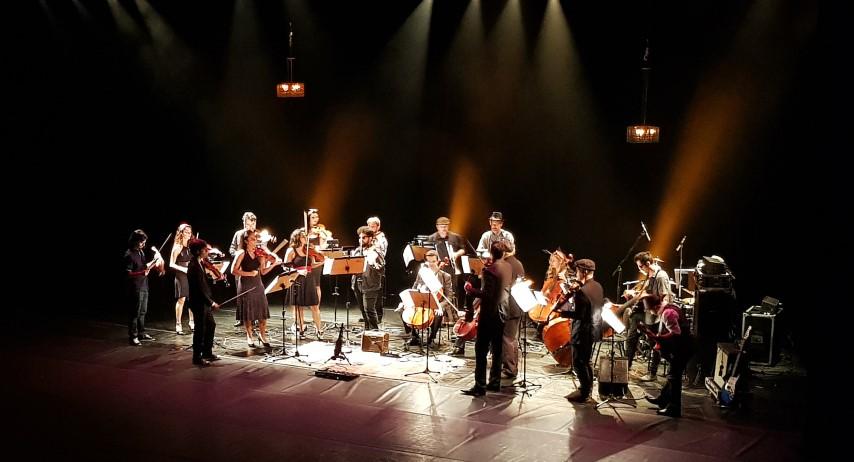 """A orquestra carioca Johann Sebastian Rio faz a ultima apresentação da série """"Concertos na Casa Firjan"""""""