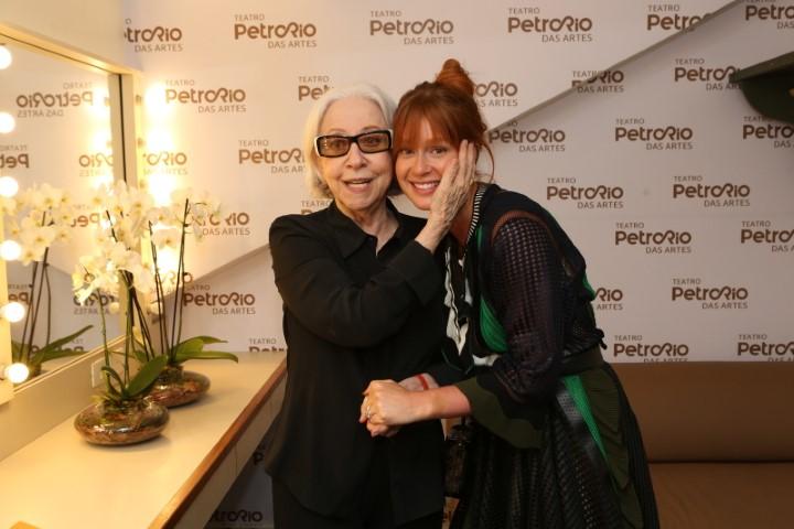 """Fernanda Montenegro inaugura o Teatro PetroRio das Artes com o monólogo """"Nelson Rodrigues por ele mesmo"""""""