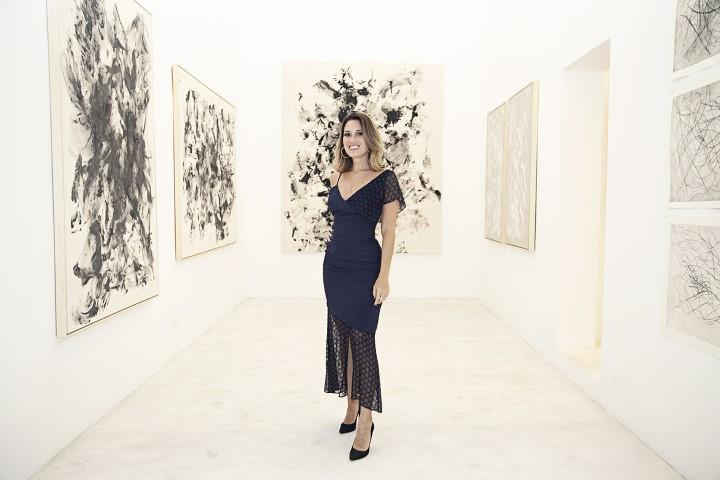 Bianca Boeckel abre galeria com exposição individual de Allann Seabra