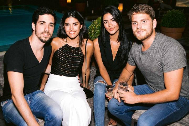 Fasano Rio abre a temporada verão 18-19 com o projeto La Notte