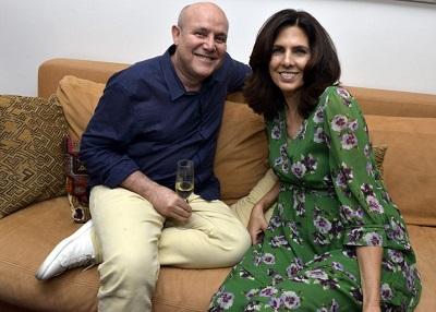 Ontem foi dia de Feijoada de Paulo Müller que homenageou sua amiga Isabel Sued Perrin
