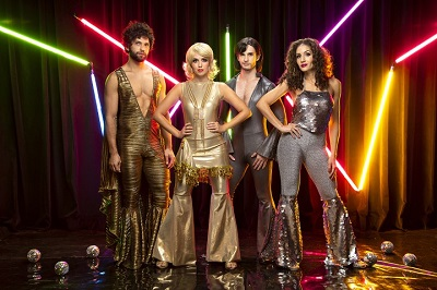 """ABBA – People Need Love"" o musical estreia no Teatro Cesgranrio"