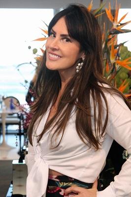 Fernanda Lynch reúne amigas almoço com parte de renda beneficente para entidades cariocas no Sofitel Ipanema