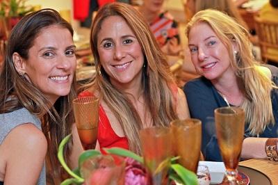 Bebel Schmidt e Laura Paes recebem para almoço com dicas de moda e lançamento Outono 2019 na Le Lis Blanc