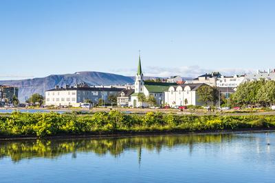 Verão no modo viking na Islândia.