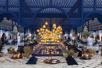 Dior Cruise 2020 em Marrakech com as brasileiras Alexia Niedzielski e Camila Coelho