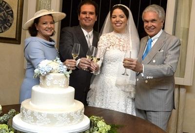 O lindo casamento de Paula Pitombo e Fábio Monteiro em Secretário na Fazenda Paraíso