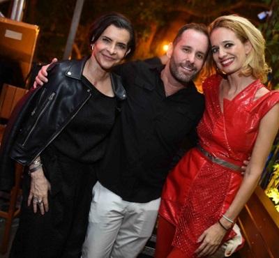 O promoter Léo Marçal agita seu aniversário com show exclusivo de Marina Lima e Letrux no Maguje