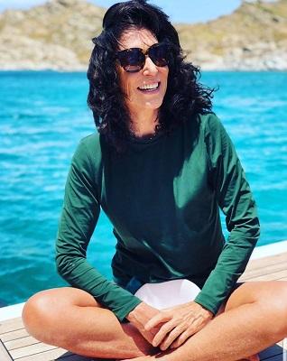 Isabela Lage celebra seu aniversário na Grécia em yacht para família e amigos