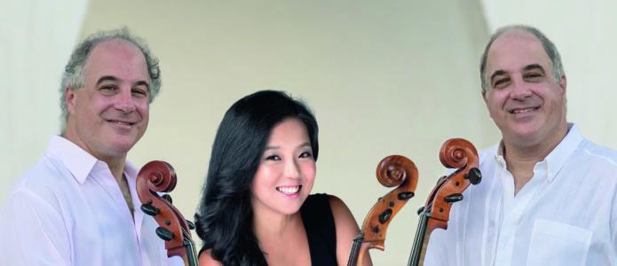 Trio Dauelsberg estreia com concerto especial nesta sexta-feira na Sala Cecília Meireles